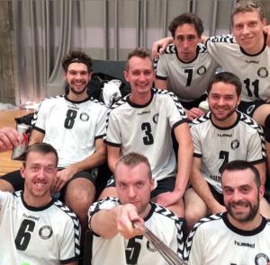 Herrehold volleyball Aarhus C Aarhus 1900 Volleyball